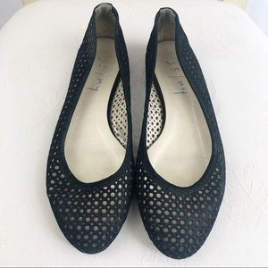 Anthro French Sole FS/NY Women's League Flat
